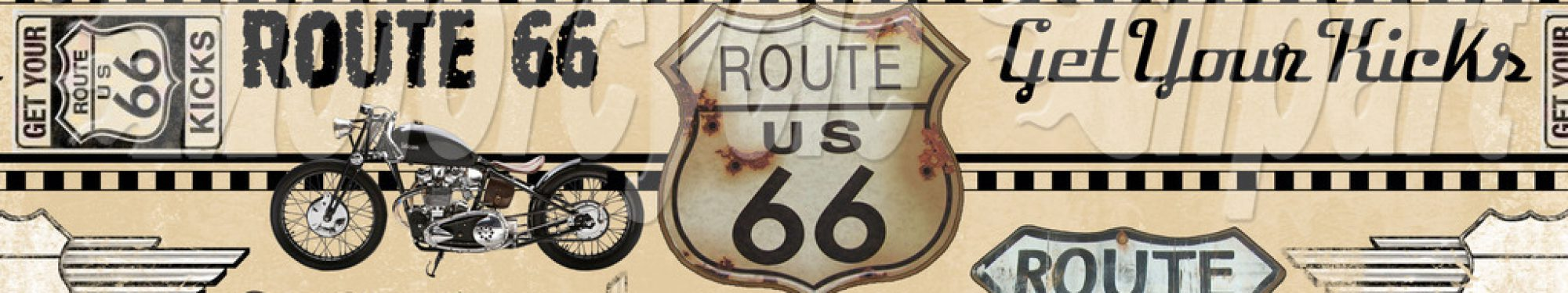 Vegan Route 66