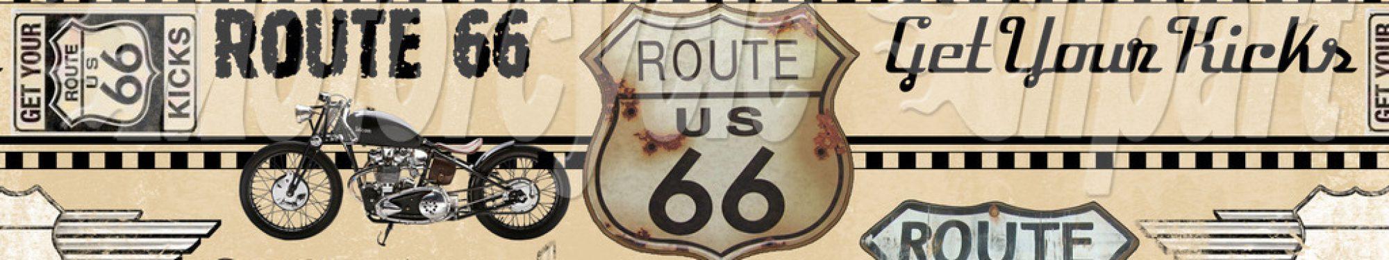 Vegan Route 66