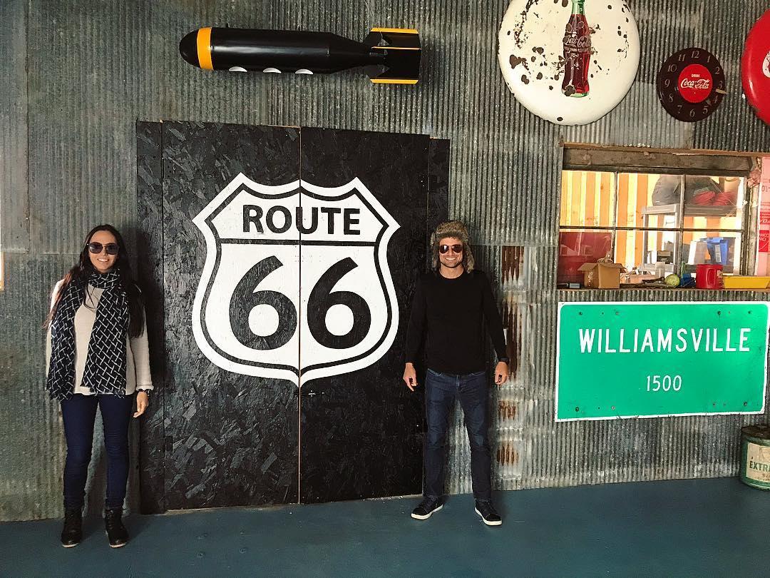 Route 66 Williamsville